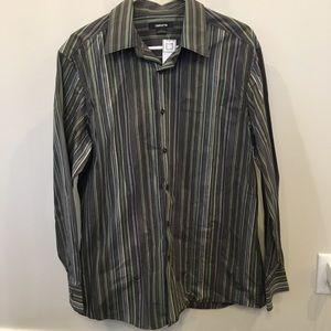 3/$25 Claiborne Long Sleeve Button Down